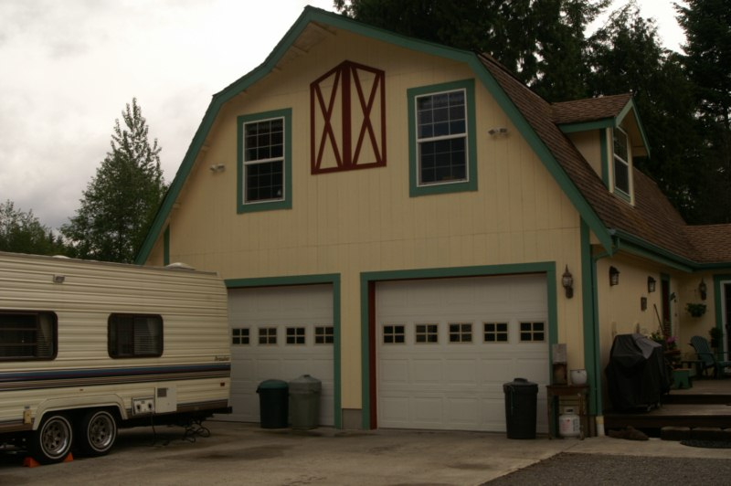 Garage Apartments
