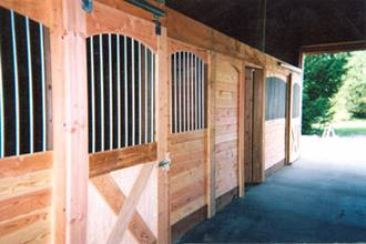 Barn Stall Front