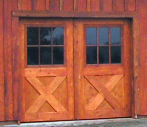 Carriage House Doors Image Number 1 Of Swinging Barn
